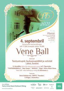 Vene Ball @ Vanemuise Kontserdimaja