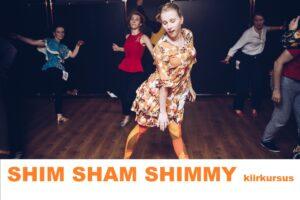 Rivitantsu SHIM SHAM SHIMMY algkursus täiskasvanutele @ Tantsu- ja kultuurikodu MODUS